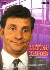 The Brittas Region 4 cover artwork. Better than the R2 one...